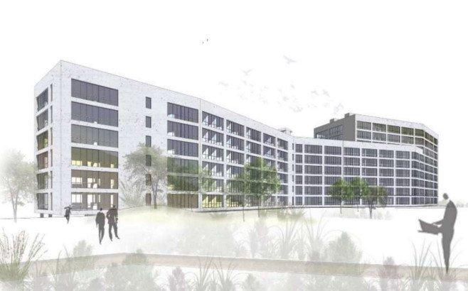Na Záhradníckej má vyrásť polyfunkčný komplex za takmer 50 miliónov eur