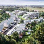 Cresco Real Estate v Agátoch v Bratislave ponúka okrem bytov aj domy so záhradou