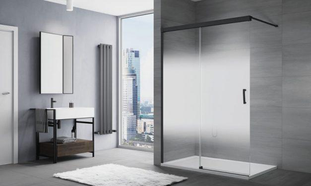 Moderná Walk-in zástena od SanSwiss do Vašej kúpeľne