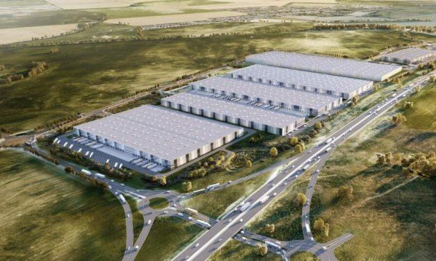Logistika Geisu sa presťahuje do cross-dockového terminálu v oblasti Triblaviny