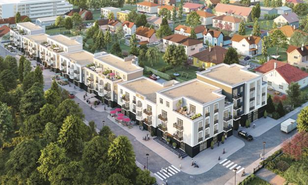 V Turčianskych Tepliciach vznikajú investičné apartmány Rezidencia Opera