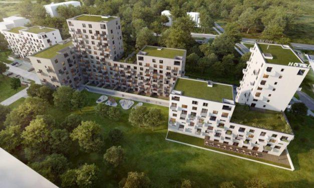 V Dúbravke by mal vyrásť polyfunkčný bytový súbor s hotelom za približne 22,5 mil. eur